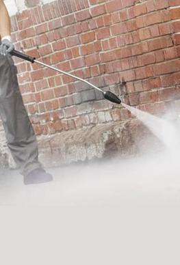 property maintenance pressure washing